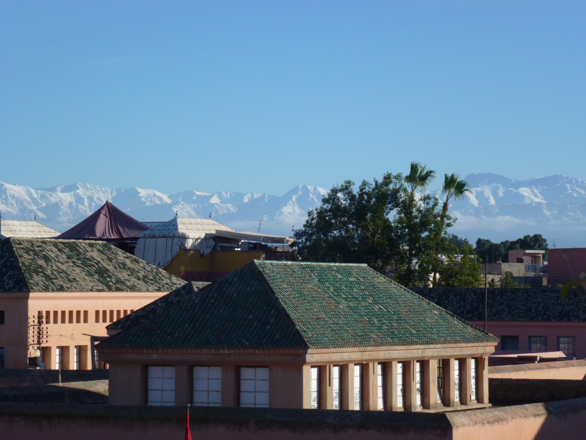 Hotel marrakech medina